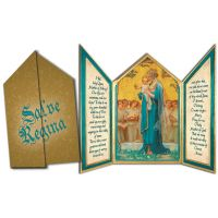 Madonna and Child Tri-fold Triptych Cards