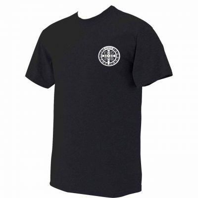 Benedictine Medal T-Shirt 2 -  - T-BENM2