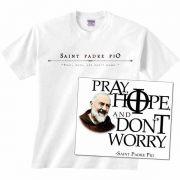 Padre Pio Value T-Shirt