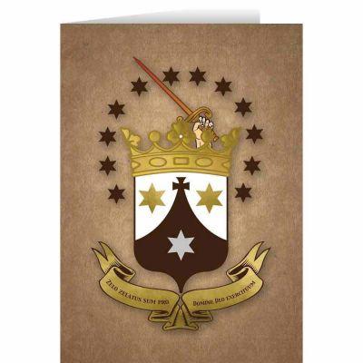 Discalced Carmelite Greeting Card -  - STC-CARM2X