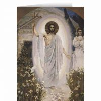 Resurrection Easter Season Greeting Card