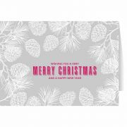 Wishing You a Very Merry Christmas and a Happy New Year Cards