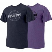 The Original Fish Fry Heather T-Shirt Personalized