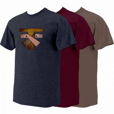 Franciscan Crest T-Shirt -  - T-FRAN