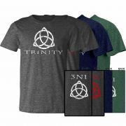 Trinity/Knot (3N1 back) Christian T-Shirt