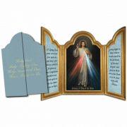 Divine Mercy Tri-fold Triptych Cards