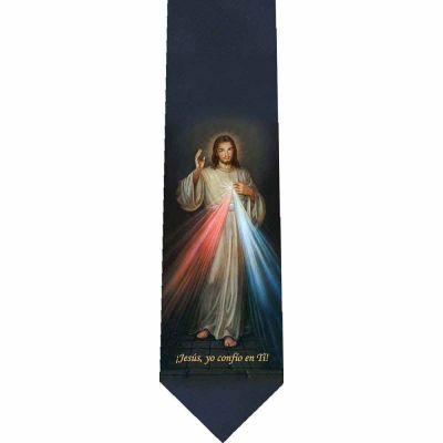 Spanish Divine Mercy Tie -  - TIE-SP35