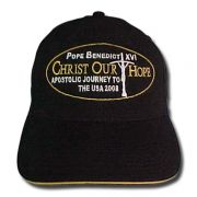 Pope Benedict's Apostolic Journey Hat
