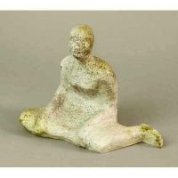 Abstract Lf 7.5in. - Fiber Stone Resin - Indoor/Outdoor Garden Statue