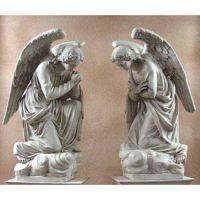 Adoration Kneeling Set 56in. - Fiberglass Resin - Outdoor Statue