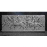 Alexander 5in. - Horsemen - Fiberglass Resin - Indoor/Outdoor Statue