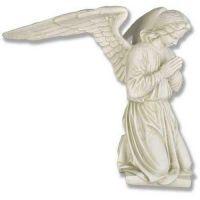 Altar Angel Wing/Extend 14in. - Fiberglass - Outdoor Statue