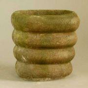Amadeo 7in. - Fiber Stone Resin - Indoor/Outdoor Statue/Sculpture