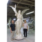 Angel Of Light - Right Only 10' - Fiberglass - Outdoor Statue