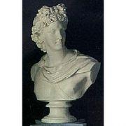 Apollo Belvedere 31in. - Fiberglass - Indoor/Outdoor Statue