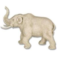 Aurora Mastodon - Small - Fiberglass - Indoor/Outdoor Statue