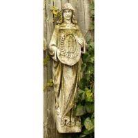 Belfast Figure - D 55in. High Fiber Stone Resin Indoor/Outdoor Statue
