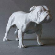 Bulldog Small - Fiberglass - Indoor/Outdoor Statue/Sculpture