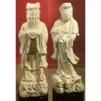 Chinese People Set 24in. - Fiberglass - Indoor/Outdoor Statue