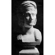 Columbus Bust Large - Fiberglass - Indoor/Outdoor Garden Statue