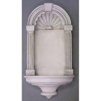Classical Display Niche 30in. - Fiberglass - Outdoor Statue