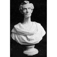 Classical Lincoln 33in. - Fiberglass Resin - Indoor/Outdoor Statue