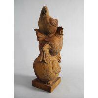Cockadoodledoos Fiber Stone Resin Indoor/Outdoor Statue/Sculpture
