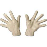 Colossal Hand Right 12in. - Fiberglass - Indoor/Outdoor Statue