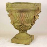 Constantine Urn 28in. Fiberglass Indoor/Outdoor Garden Statue