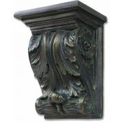 Corbel Standard 14in. - Fiberglass - Indoor/Outdoor Statue