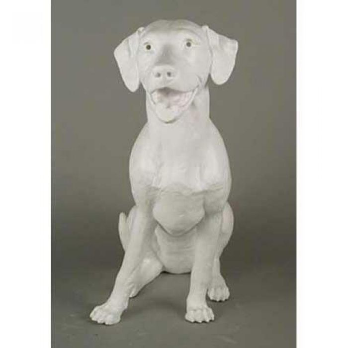Animals Dalmatian Sitting Fs 24in