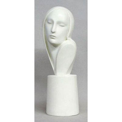 Deco Madonna - Fiberglass - Indoor/Outdoor Statue/Sculpture -  - F908