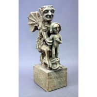Diable/Pencran - Fiberglass - Indoor/Outdoor Statue/Sculpture