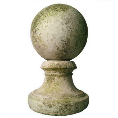 Diaz Finial - Fiber Stone Resin - Indoor/Outdoor Statue/Sculpture -  - FS8641