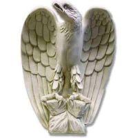 Eagle - Facing Right - Fiberglass - Indoor/Outdoor Garden Statue