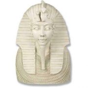 Egyption Pharoah Mask - Fiberglass - Indoor/Outdoor Statue
