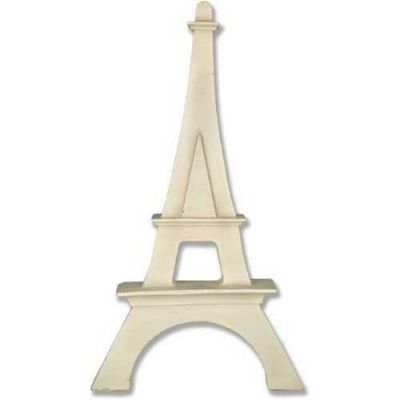 Eiffel Tower 16in. Wall Fiberglass Indoor/Outdoor Eiffel Tower Statue -  - F7200