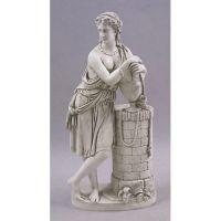 Elizabeth At The Well 42in. - Fiberglass - Indoor/Outdoor Statue