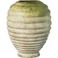 Fabio Vase Medium 29in. - Fiber Stone Resin - Indoor/Outdoor Statue