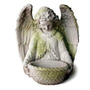 Fiber Stone Resin Outdoor Angel Fiber Stone Resin Outdoor Statue