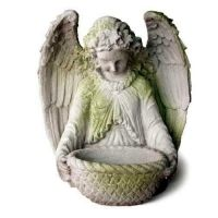 Fiber Stone Resin Outdoor Angel Fiber Stone Resin Outdoor Statue