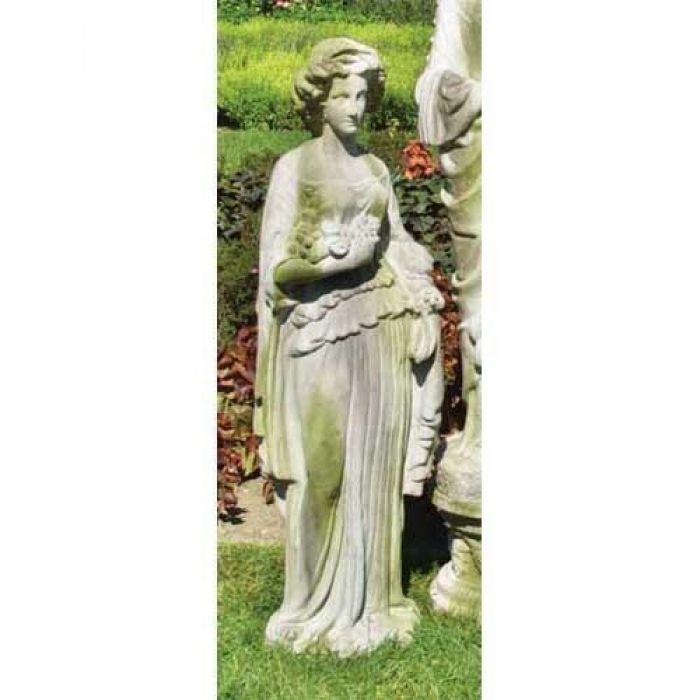 Garden : Four Seasons Spring 47in. Fiber Stone Resin