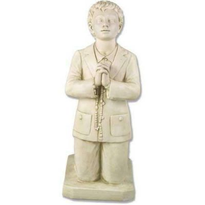 Francisco Child of Fatima 38 In. Fiberglass In/Outdoor Statue -  - F7739