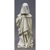 French Pleurant Weeper 59in. - Fiberglass - Outdoor Statue