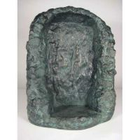 Grotto Of Stone 23in. - Fiberglass - Indoor/Outdoor Statue