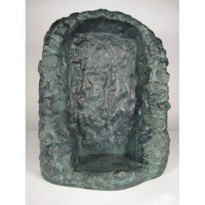 Grotto Of Stone 23in. - Fiberglass - Indoor/Outdoor Statue -  - F7951