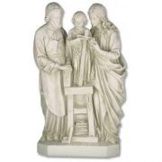 Holy Family - 25in. High - Fiberglass - Indoor/Outdoor Statue