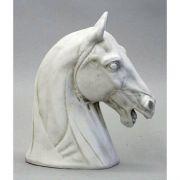 Horse Head - Fiberglass Resin 13in. Indoor/Outdoor Statue/Sculpture