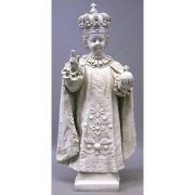 Infant Of Prague Fiberglass Indoor/Outdoor Statue/Sculpture