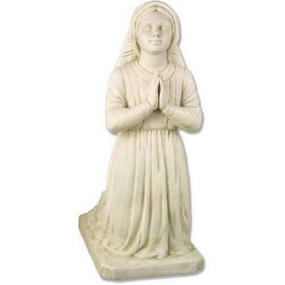 Jacinta Child of Fatima 38 In. Fiberglass Indoor/Outdoor Statue -  - F7740